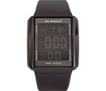 Herren-Armbanduhr Digital Quarz Silikon 680033