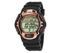 watches Herren-Armbanduhr XL Digital Quarz Plastik K5573/8