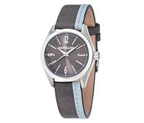 Morellato Damen - Armbanduhr POSILLIPO Analog Quarz Leder R0151132504