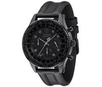 DETOMASO Herren-Armbanduhr Chronograph Quarz DT1068-C