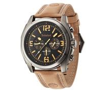 Timberland Herren-Armbanduhr BRATTLEBORO Chronograph Quarz 14366JSU/02