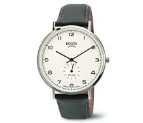 Herren-Armbanduhr Analog Quarz Leder 3592-01