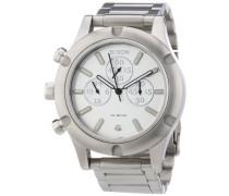 Damen-Armbanduhr Camden Chrono Chronograph Quarz Edelstahl beschichtet A354130-00