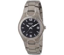 Boccia Herren-Armbanduhr XL Analog Titan 3558-03