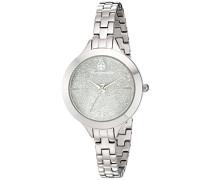 Armbanduhr für Damen mit Analog Anzeige, Quarz-Uhr mit Edelstahl Armband - Wasserdichte Damenuhr mit zeitlosem, schickem Design - klassische, elegante Uhr für Frauen - BM536-181 St. Helena