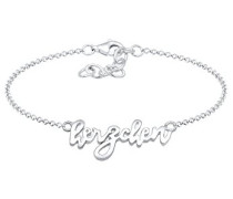 Damen-Armband Wordings Wiesn 925 Silber 16 cm - 0205251817_16