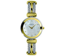 Unisex Erwachsene Armbanduhr Analog  Edelstahl 17125/BT59
