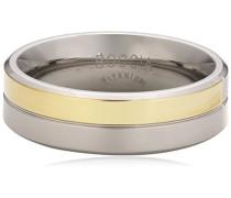 Damen-Ring Titan Bicolor