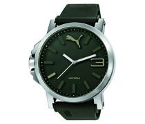 PUMA Unisex-Armbanduhr Ultrasize 50 Analog Quarz Kunststoff PU103461013