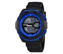 watches Herren-Armbanduhr XL Digital Digital Quarz Plastik K5654/2