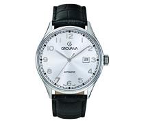 Herren-Armbanduhr Analog Automatik Leder 1190.2532