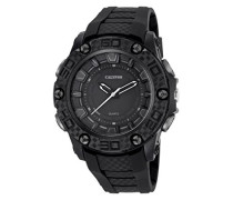 Calypso Herren-Armbanduhr Analog Plastik Schwarz K5699/8
