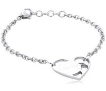 Damen-Armband Edelstahl Hypnotic SMZD05