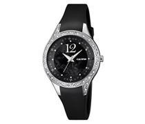 Damen-Armbanduhr Analog Quarz Plastik K5660/4