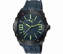 Puma Herren-Armbanduhr Man Echo Analog Quarz PU103881002