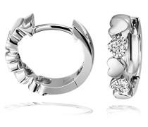 Damen-Creole Diamant - He O7689WG