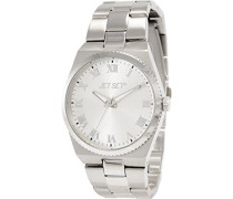 Damen-Armbanduhr Success Analog Quarz Edelstahl J61104-622