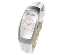 Damen-Armbanduhr Analog Quarz Leder SPE1610-0001