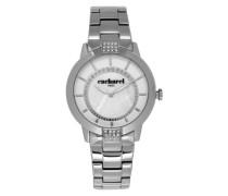 Cacharel Damen-Armbanduhr Analog Quarz Edelstahl CLD 009S-BM