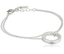 Damen-Armband Affection Versilbert Kristall transparent Rundschliff 9 cm - 171616002