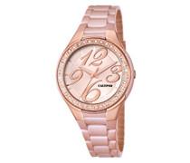 watches Damen-Armbanduhr K5637 Analog Quarz Plastik K5637/7
