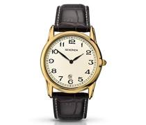 Sekonda Herren-Armbanduhr Analog Quarz 1033.27