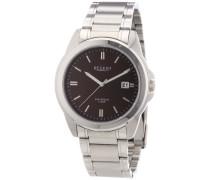 Herren-Armbanduhr XL Analog Quarz Edelstahl 11150546
