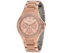 Damen-Armbanduhr Analog Quarz Titan 3758-02
