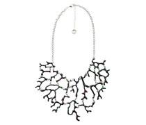 Desigual Damen-Collier Collar Heritage Versilbert 40 cm - 67G55D22000U