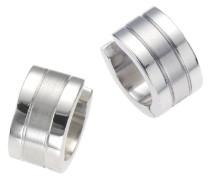 Stainless Steel Edelstahlcreole mit einbuchtung 389010012
