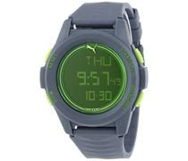 PUMA TIME Herren-Armbanduhr XL VERTICAL Digital Quarz Resin PU911161002