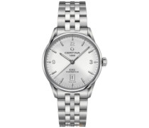 Certina Herren-Armbanduhr XL Analog Automatik Edelstahl C026.407.11.037.00