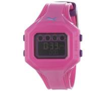 Active Damen-Armbanduhr Digital Bounce- S Pink Quarz A.PU910772005