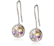 Damen-Ohrringe Rainbow Collection 925 Sterlingsilber Multicolor Zirkonia CC-37