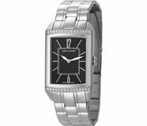 Damen-Armbanduhr Celebrite Analog Quarz Edelstahl