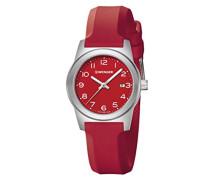 Damen-Armbanduhr SPORT DYNAMIC FIELD COLOR Analog Quarz Silikon 01.0411.127