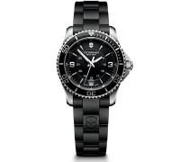 Damen-Armbanduhr Maverick Chronograph Quarz Edelstahl 241702