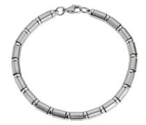 Stainless Steel Armband 5mm stark aus Stahl und 21cm lang 385060017-21