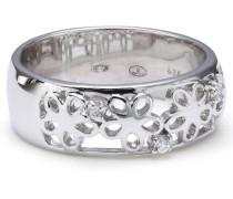 TOM TAILOR Damen-Ring- 925 Sterling Silber rhodiniert Gr. 52 TT22036Z52