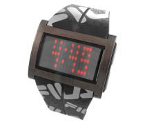 Herren-Armbanduhr Digital Quarz Plastik 773030-W