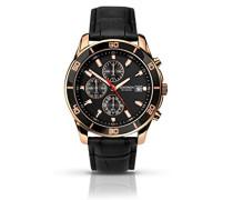 Herren-Armbanduhr Chronograph Quarz 1051.27