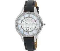 Damen-Armbanduhr Premiere Chic Analog Quarz Leder