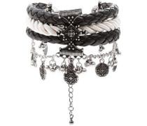 Premium Mono Armband, im Ethno-Stil, 18cm