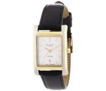Regent Damen-Armbanduhr Analog Quarz Leder 12120238