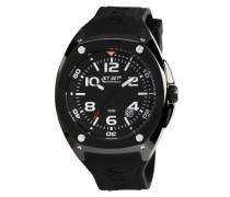 Herren-Armbanduhr Martinique Analog Quarz Kautschuk J3282B-267