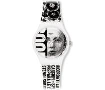 Unisex-Armbanduhr Analog Plastik SUOZ127