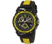 Sector Unisex-Armbanduhr EXPANDER 90 Chronograph Quarz Leder R3271697027