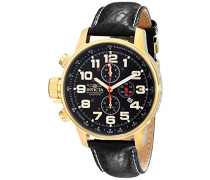 Invicta Herren-Armbanduhr Quarz Chronograph 3330
