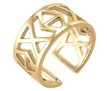Damen-Ring Vergoldet    Ringgröße verstellbar - 0605131616_54