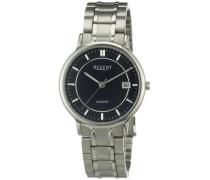 Regent Herren-Armbanduhr XL Analog Titan 11090281